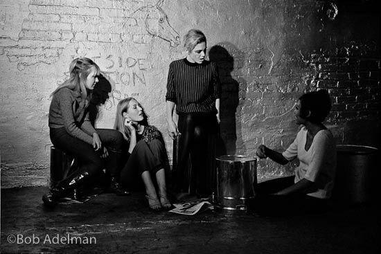 Filming Prison 1965.